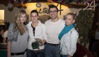 3. ROČNÍK ORIGINÁLNEJ PIVNEJ SÚŤAŽE v CLUBe24 - december 2012