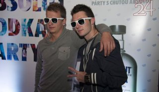 Absolut Vodka Party v Clube24