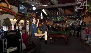 Barmanská show - november 2012