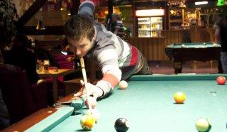 Biliardový turnaj #1 - November 2010