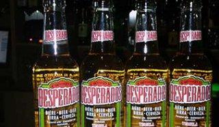 Desperados promo - 2015