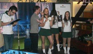 Heineken turnaj - apríl 2013