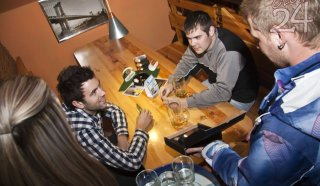 Promo akcia Amundsen - Expedícia Etter Destillere - Máj 2012