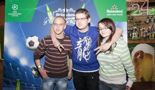Promo akcia Heineken - marec 2012