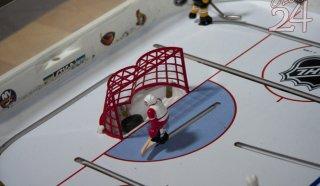 Stiga hokej - júl 2012