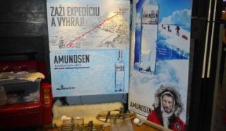 Amundsen expedícia - November 2016